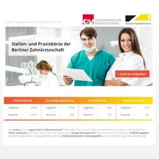 Zahnärztekammer Berlin Praxisteam